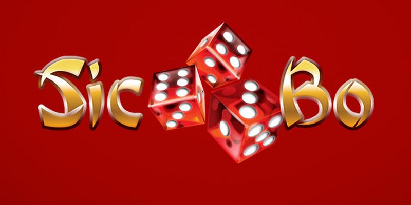 The game Sic Bo logo