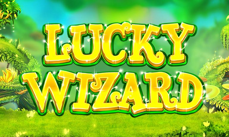 Lucky Wizard logo