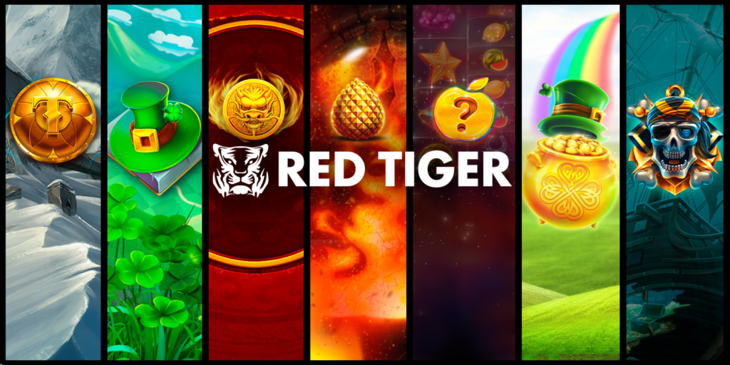 Red Tiger Slots Games